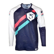 365MX Speck Race Jersey - Navy