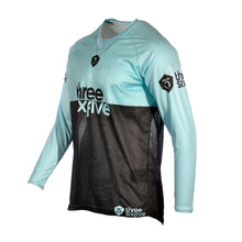 365MX Glacier Race Jersey – Ice Blue