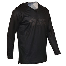 365MX Dusky Race Jersey – Black