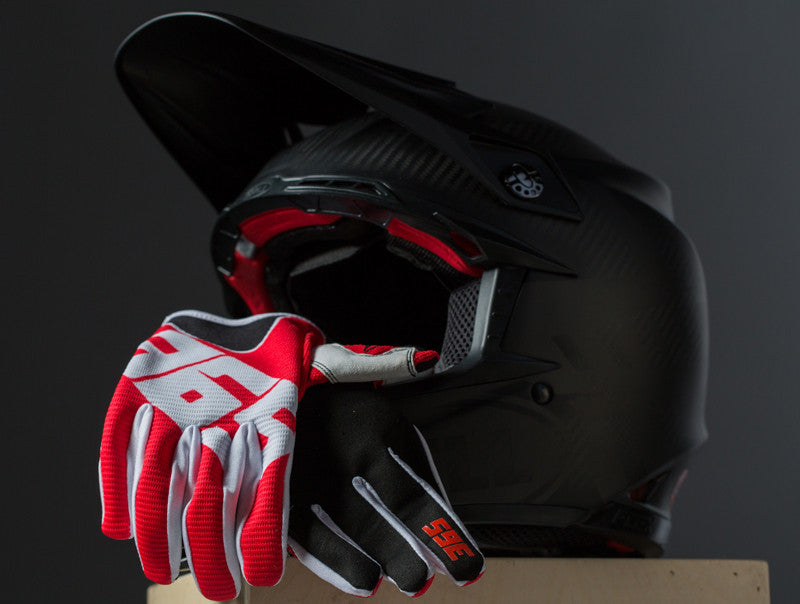 365MX Gloves - Totally REDical