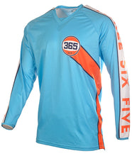 365MX Gulf Race Jersey - Blue/Orange
