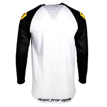 365MX Burst Race Jersey – Black