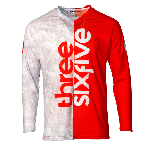365MX Summit Race Jersey – Red