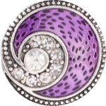 Snap button for interchangeable bracelet, ring or pendant - Custom bracelet design