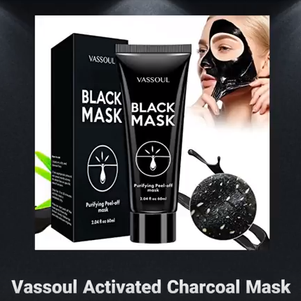 Vassoul Mask recommended by Youtube Channel: LuxuryCosmetics