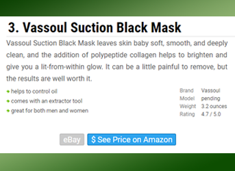 Best Blackhead Mask 2018 - Rated the Best Blackhead Masks by Ezvid Wiki