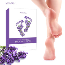 Foot Peel Mask, Feet Callus Remover & Dead Skin Remover, Moisturizing and Whitening Feet, Baby Your Feet Naturally