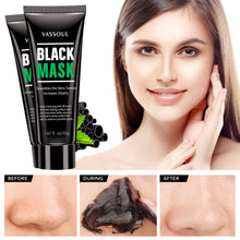 Blackhead Remover Mask, Peel Off Blackhead Mask, Black Mask - Deep Cleaning Facial Mask for Face Nose