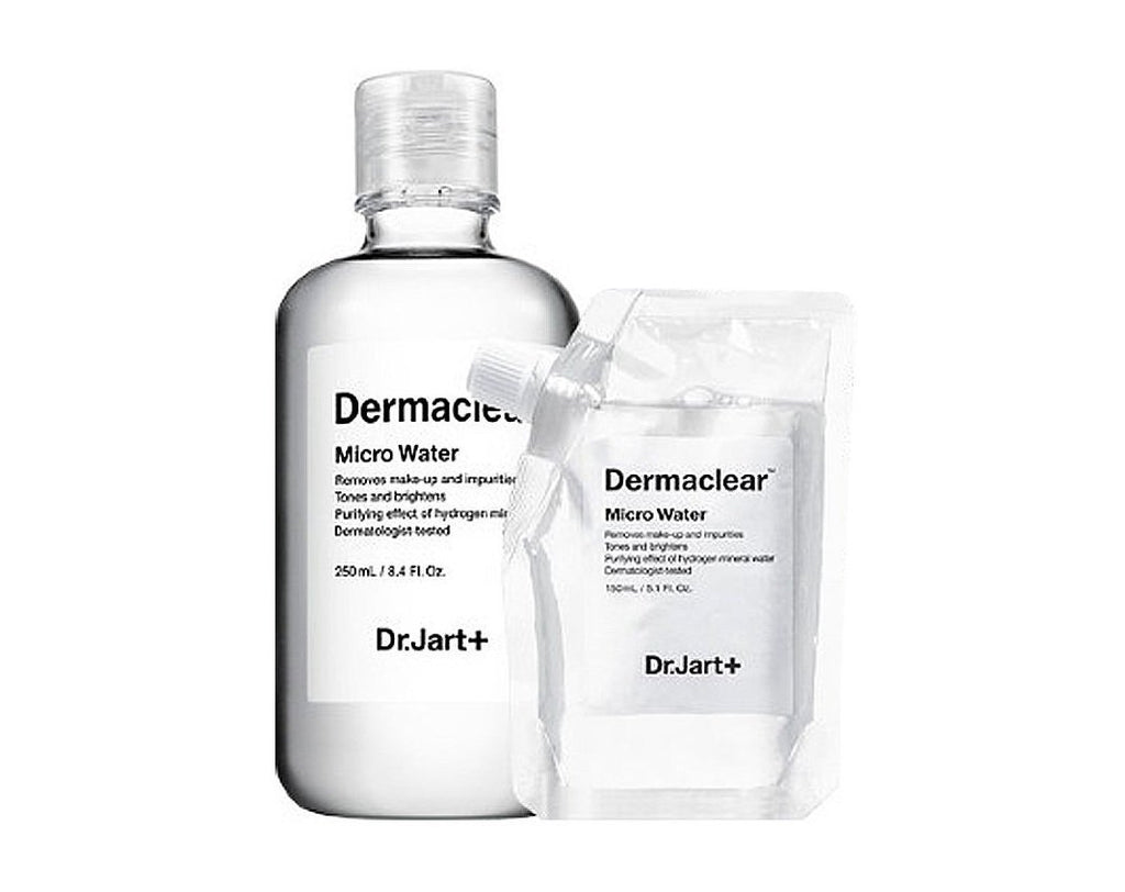 Dr.Jart Dermaclear Micro Water 8.4oz + GIFT 5.1 oz