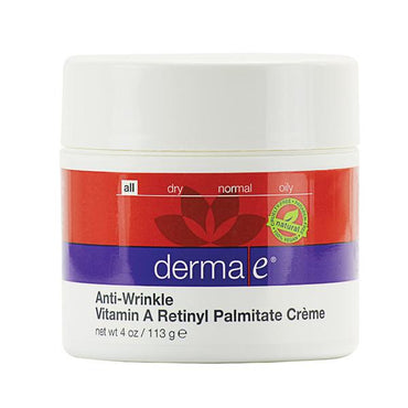 Anti-Wrinkle Vitamin A Retinyl Palmitate Creme (4 oz.)