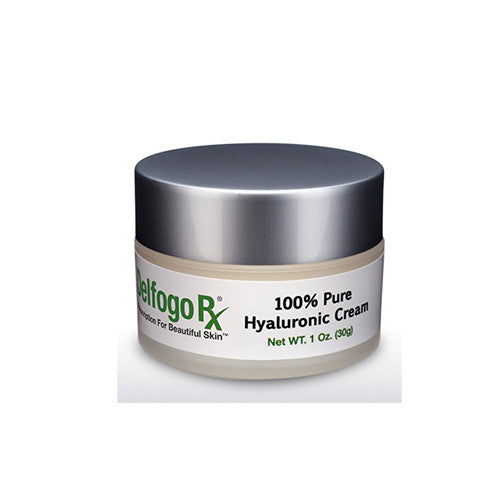 Pure Hyaluronic Acid Cream | The Most Natural Solution for Filling Deep Wrinkles Quickly | No Need for Restylane Eye Wrinkle Injections Anymore