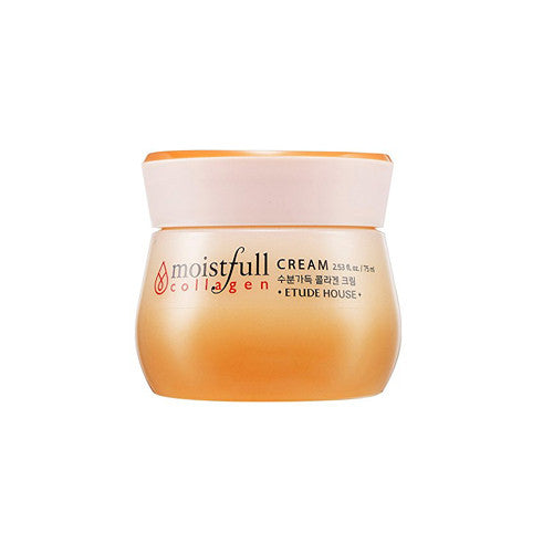 Etude House Moistfull Collagen Cream, 75ml/2.53 Ounce