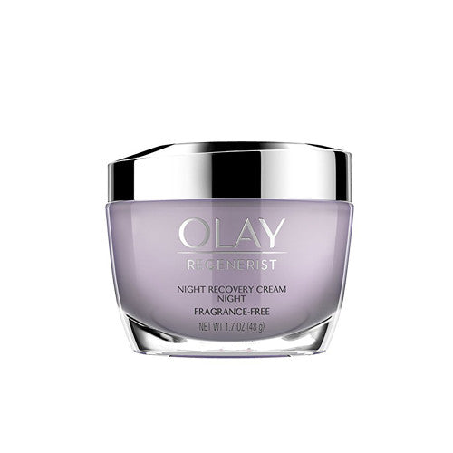 Olay Regenerist Night Recovery Cream & Face Moisturizer, 1.7 Ounce