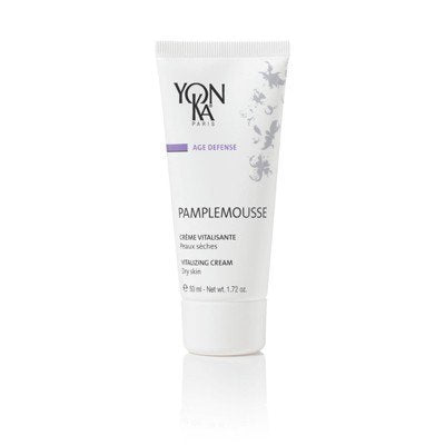 Yonka PAMPLEMOUSSE PS - Protective and Vitalizing Cream for Normal to Dry Skin (1.7 oz)