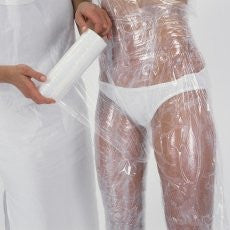 M'Lis Weight Loss Body Wrap 1 roll (Plastic Wrap)