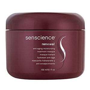 Senscience Renewal Anti-Aging Moisturizing Treatment Masque, 5.09 Ounce