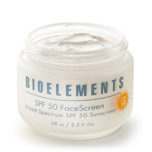 Bioelements SPF 50 Face Screen, 2.3-Ounce