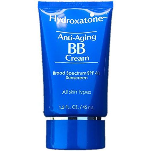 Hydroxatone Anti-Aging BB Cream SPF 40 All Skin Type 1.5 oz (Universal Tone)