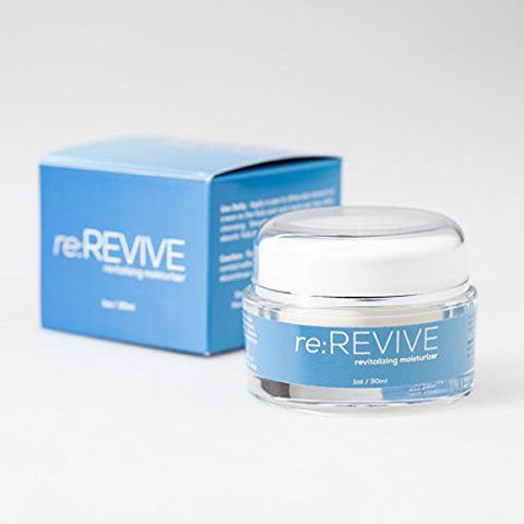re:REVIVE- Revitalizing Moisturizer-Restore Elasticity and Firmness-Revive Skin's Natural Lifting Properties-Reinforce Dermis Structure- Noticeably Firmer Skin