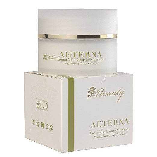 Abeauty Anti-Aging Aeterna Nourishing Day Face Cream for Dry Skin, 1.7 Fluid Ounce