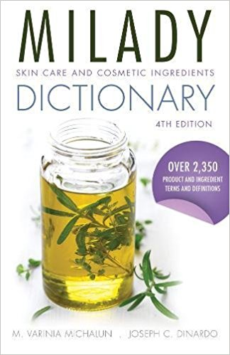 Skin Care and Cosmetic Ingredients Dictionary Paperback – by M. Varinia Michalun (Author), Joseph C. DiNardo (Author)