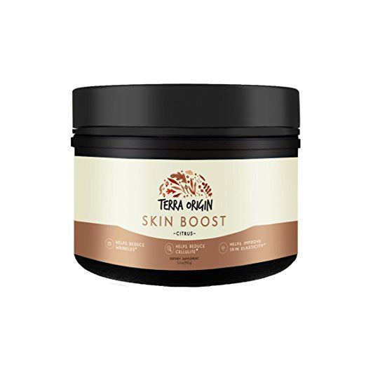 HEALTHY SKIN BOOST CITRUS Nutraceutical Powder with VERISOL Bioactive Collagen Peptides for beautiful, healthy skin