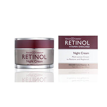 Skincare LdeL Cosmetics Retinol Night Cream, 1.7-Ounce Jar