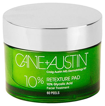 CANE + AUSTIN Retexturizing Treatment Pads