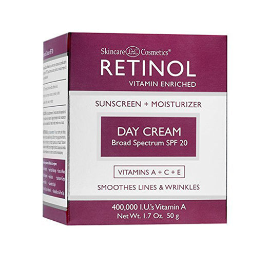 Retinol Day Cream with SPF 20