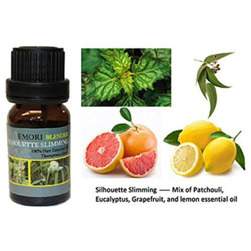 Silhouette Slimming- 100% Pure Therapeutic Grade Essential Oil 10ML (Blended)
