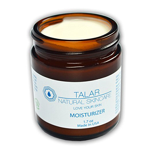 Facial Moisturizer, Natural Moisturizing Cream for Oily, Dry, Sensitive Skin - Anti Aging & Anti Wrinkle for both Men & Woman