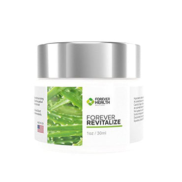 Forever Health Solutions Skincare- Forever Revitalize-Age Defying Moisturizer – Anti Aging Daily Moisturizer – Helps Reduce Appearance of Fine Lines and Wrinkles – Boost...