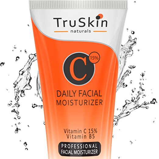 BEST Vitamin C Moisturizer Cream for Face for Anti-Aging, Wrinkles, Age Spots, Skin Tone, Firming, and Dark Circles. Organic and Natural Ingredients
