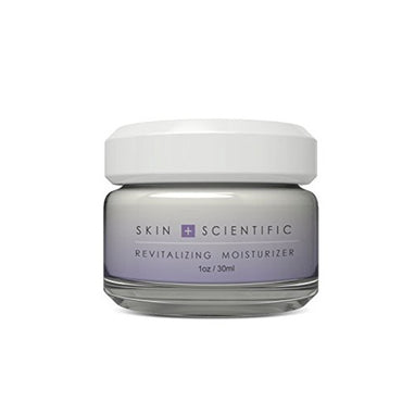 Skin + Scientific Revitalizing Moisturizer-Hydrate Skin-Boost Collagen and Elastin (1oz)