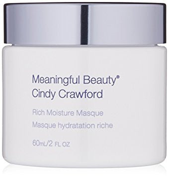 Meaningful Beauty Rich Moisture Mask with Shea Butter and Vitamin E for Dry Skin