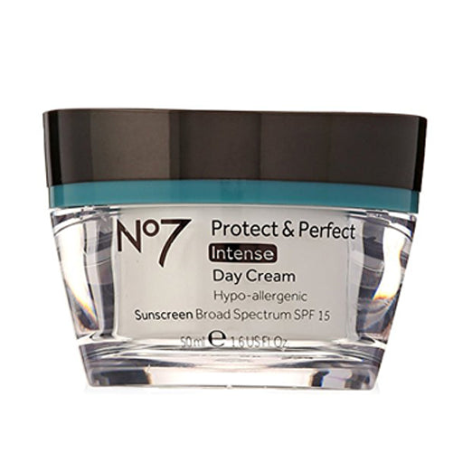 Boots No7 Protect & Perfect Intense Day Cream (Spf15) 1.6 fl.Oz (50 ml)
