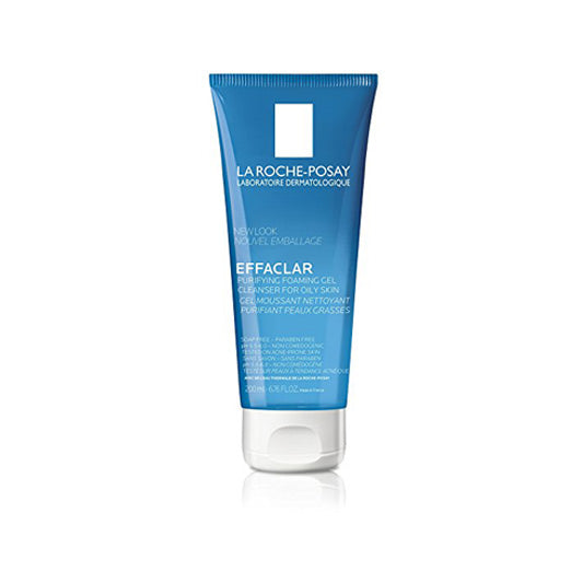 La Roche-Posay Effaclar Purifying Foaming Gel Face Wash Cleanser for Oily Skin
