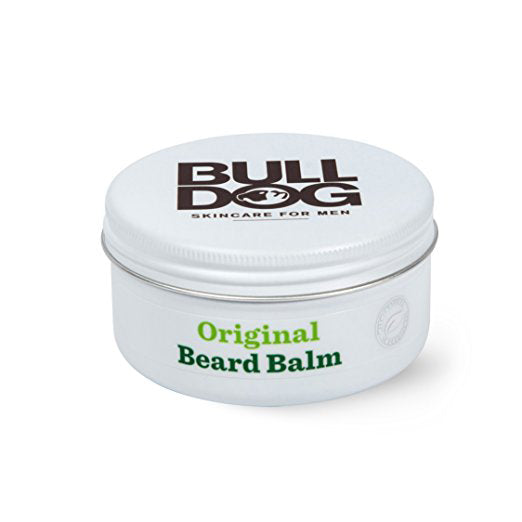 Bulldog Skincare and Grooming For Men Original Beard Balm Cream, 2.5 Ounce