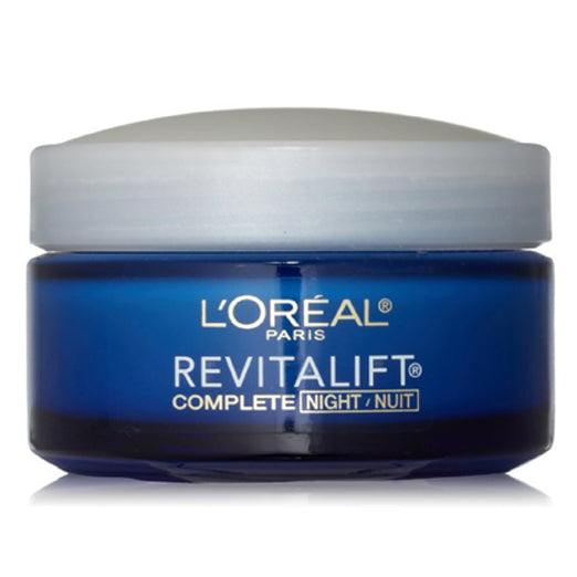 L'Oreal Paris Revitalift Anti Wrinkle + Firming Night Cream, 1.7 oz.