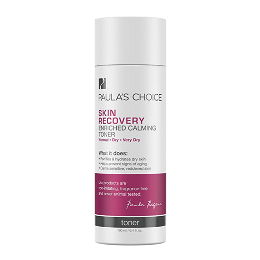 Paula's Choice SKIN RECOVERY Calming Toner for Sensitive Skin and Dry Rosacea Prone Skin - 6.4 oz