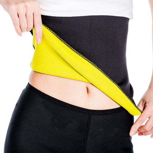 ValentinA Hot Thermo Sweat Neoprene Shapers Slimming Belt Waist Cincher Girdle For Weight Loss Women & Men
