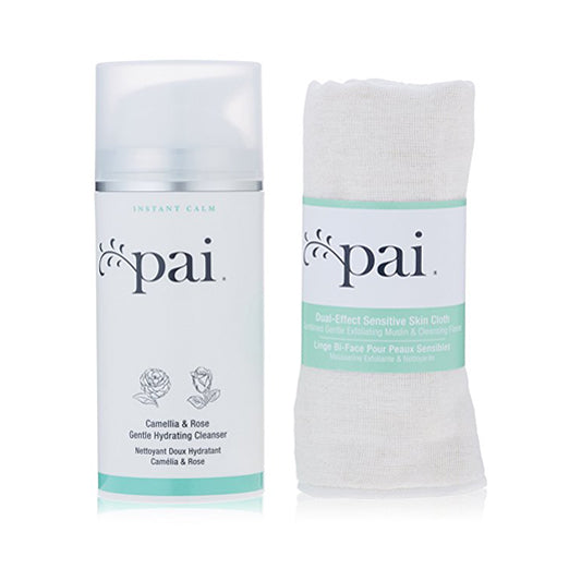 Pai Skincare Camellia & Rose Gentle Hydrating Cleanser for Sensitive Skin (Organic) 100ml