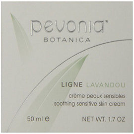 Pevonia Soothing Sensitive Skin Cream, 1.7 Ounce
