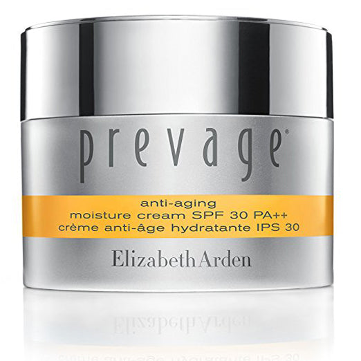 Elizabeth Arden Prevage SPF 30 Anti-Aging Moisture Cream Broad Spectrum Sunscreen, 1.7 Ounce