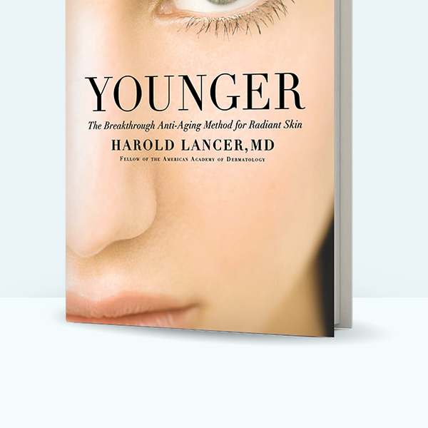 Younger: The Breakthrough Anti-Aging Method for Radiant Skin by Harold Lancer
