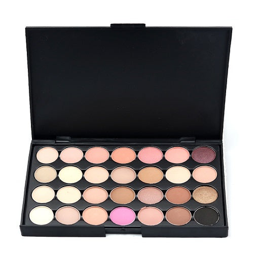 Professional 28 Color Nude Eye shadow Palette Makeup Cosmetic Beauty Set 2 Patterns For Choose