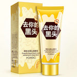 Compact Size Cleaning Face Skin Cream Propolis Extract Nose Remove Blackhead Acne Remover Cream Beauty Accessory