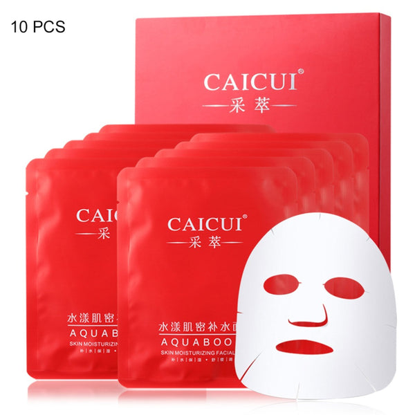 Red Pomegranate Skin Care Facial Mask Face Skin Care Moisturizing Acne Treatment Whitening Collagen Peeling Beauty