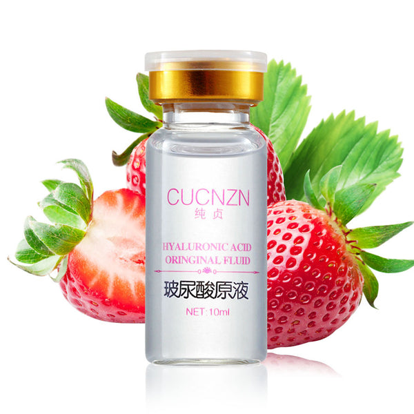 Hot Anti Aging Pure Hyaluronic Acid Liquid 10ml Moisturizing Oil Instantly Ageless Skin Whitening Essence Skin Care Cream
