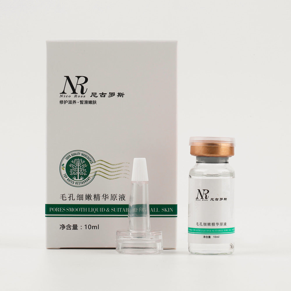 New Stem Cell Stoste Liquid Brightening Anti-Wrinkle Anti-Aging Reduce Fine Lines Firming Lift Moisturizing Shrink Pores 10ml